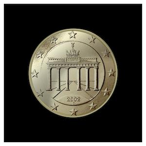 10 ¢ - Porte de Brandebourg