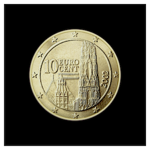 10 ¢ - Saint-Étienne Cathedral Tower