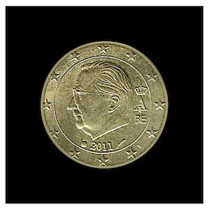 10 ¢ - Albert II c - (2009 - 2013)