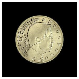 10 ¢ - Grand-Duc Henri
