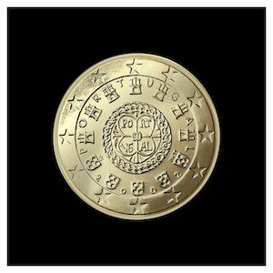 10 ¢ - Le sceau royal de 1142