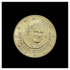 10 ¢ - Benoît XVI