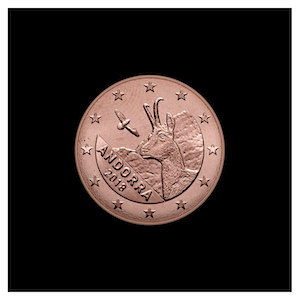 2 ¢ - Isard & eagle