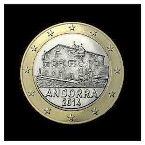 1 € - Casa de la Vall