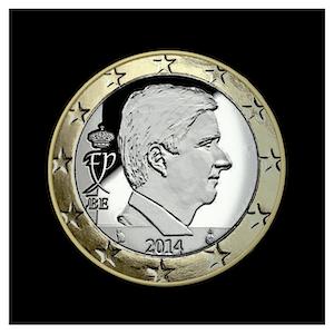 1 € - Philippe - 2014