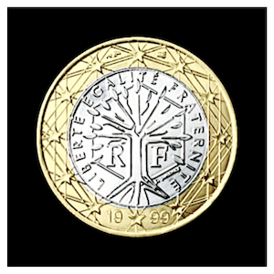 1 € - The tree of life