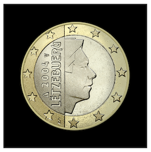 1 € - Grand-Duc Henri