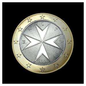 1 € - Ordre souverain de Malte