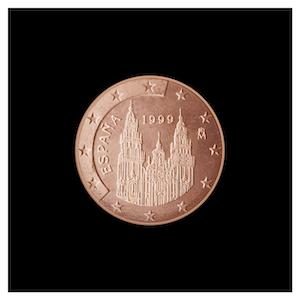 1 ¢ - Saint-Jacques-de-Compostelle