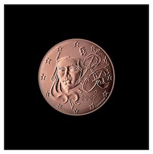 """1 ¢ - Modern interpretation of """"Marianne"""""""