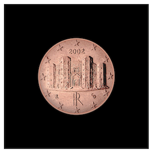 1 ¢ - Château Castel del Monte