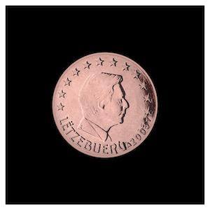 1 ¢ - Grand-Duc Henri