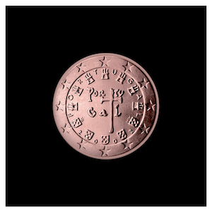 1 ¢ - The first royal seal of 1134