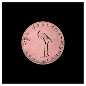 1 ¢ - Une cigogne