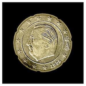 20 ¢ - Albert II a