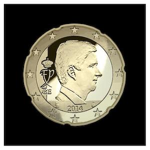 20 ¢ - Philippe - 2014