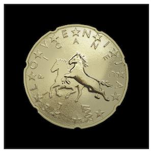 20 ¢ - Lipizzaner horses