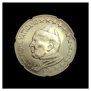 20 ¢ - Jean-Paul II