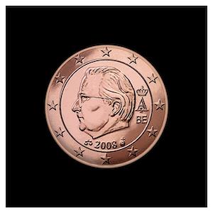 2 ¢ - Albert II b - (2008)