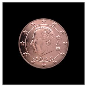 2 ¢ - Albert II c - (2009 - 2013)