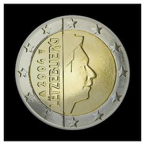 2 € - Grand-Duke Henri
