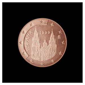 2 ¢ - Saint-Jacques-de-Compostelle