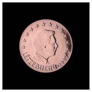 2 ¢ - Grand-Duke Henri
