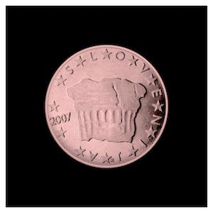 2 ¢ - Borne frontière du duché de Karantania