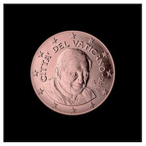 2 ¢ - Benoît XVI