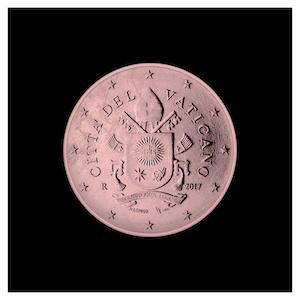 2 ¢ - Armoiries Pape François
