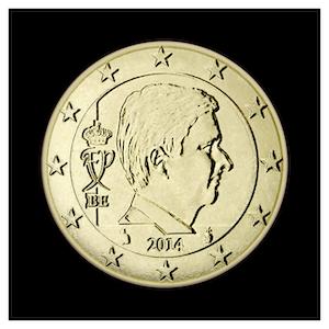50 ¢ - Philippe - 2014