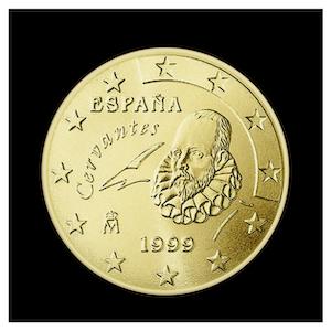 50 ¢ - Cervantes