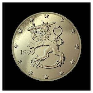 50 ¢ - Lion héraldique