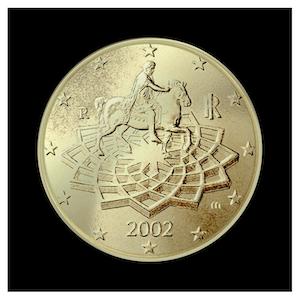50 ¢ - Empereur Marc Aurèle