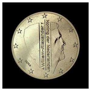 50 ¢ - Roi Willem