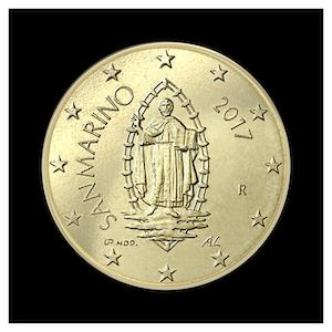 50 ¢ - San Marino