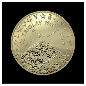 50 ¢ - The mount Triglav