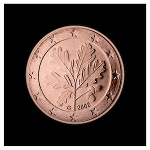 5 ¢ - Branche de chêne