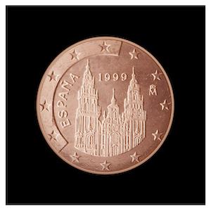 5 ¢ - Saint-Jacques-de-Compostelle