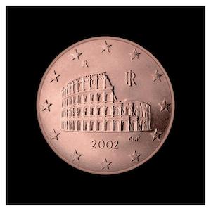 5 ¢ - Le  Colisée de Rome