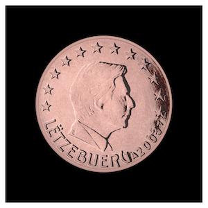 5 ¢ - Grand-Duc Henri