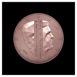 5 ¢ - King Willem