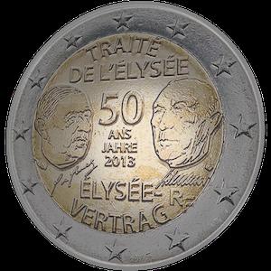 Allemagne / France - EC 091