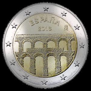 2016 - Aqueduct of Segovia
