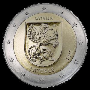 Lettonie Régions