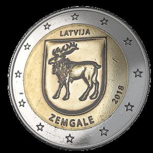 2018 - Region of Zemgale