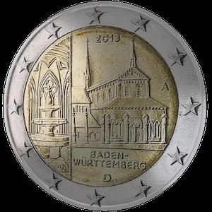 2013 - Bade-Wurtenberg - 8/16